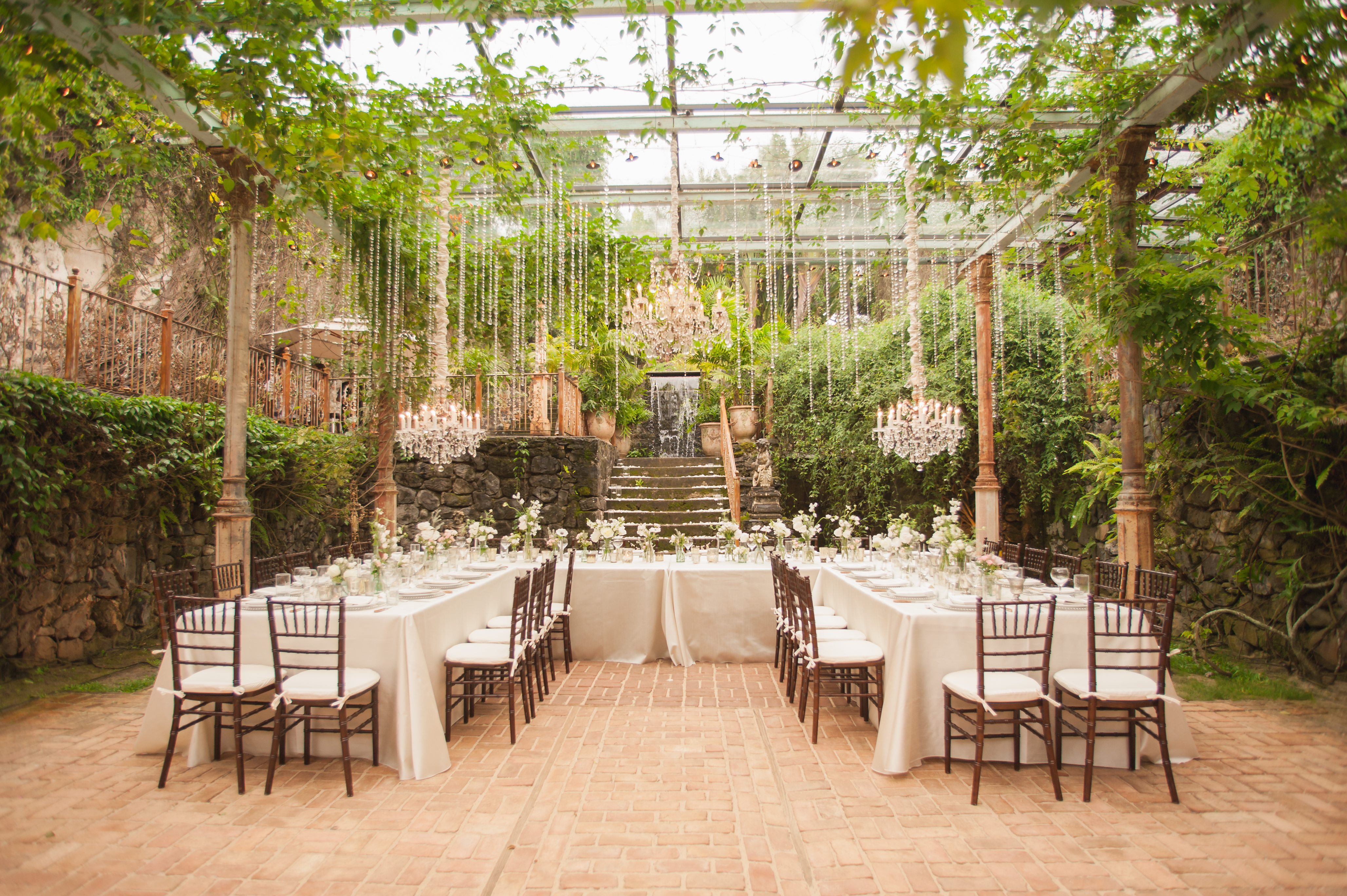 The DIY Backyard Wedding on a Budget